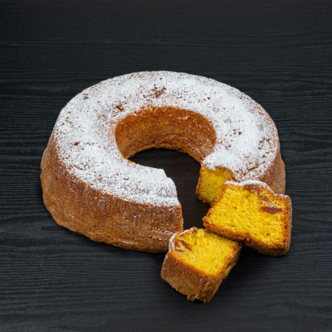 Torta Del Donizet interno