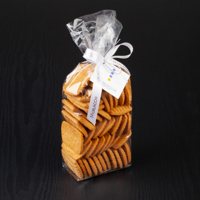 Biscotti Rigatini confezionati